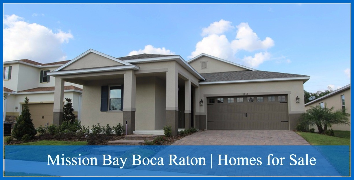 Mission Bay Boca Raton Homes for Sale