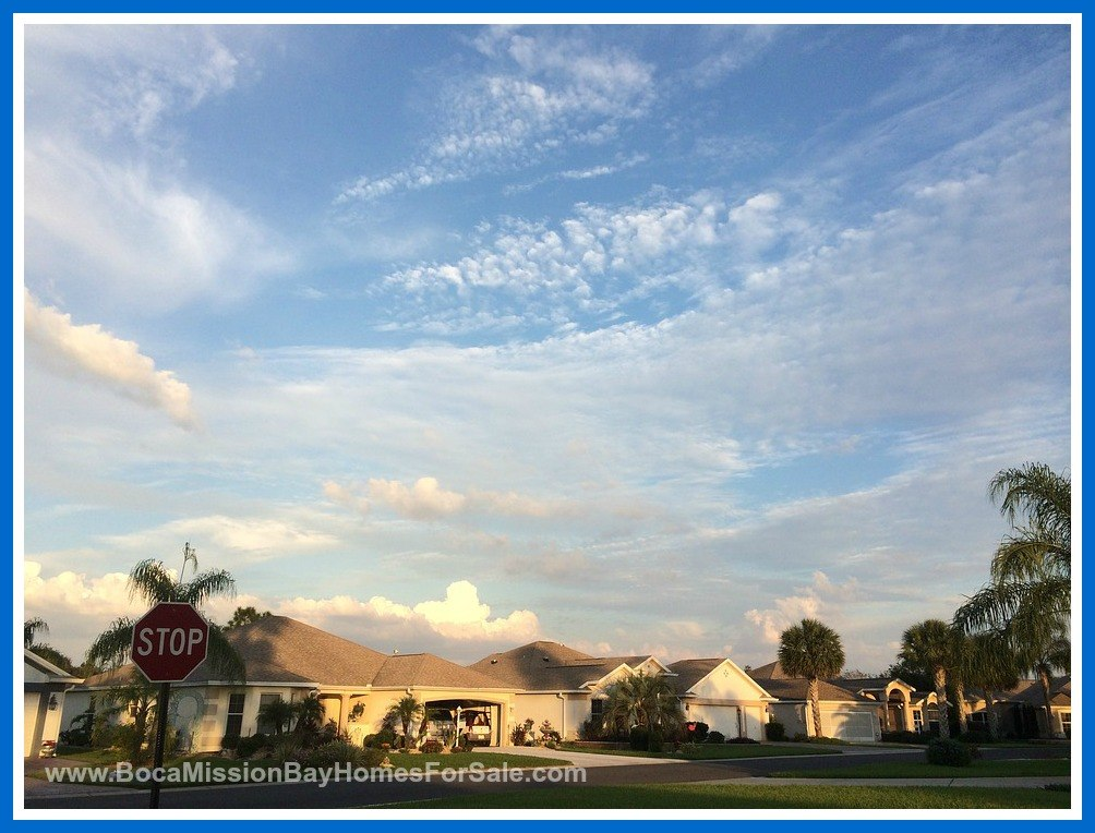 Homes in Reflections Mission Bay FL