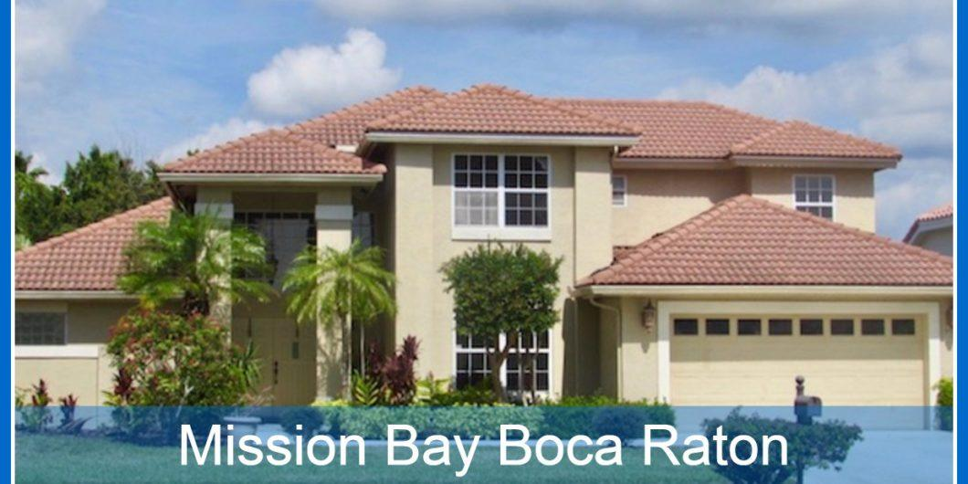 Homes in Mission Bay Boca Raton FL for Sale