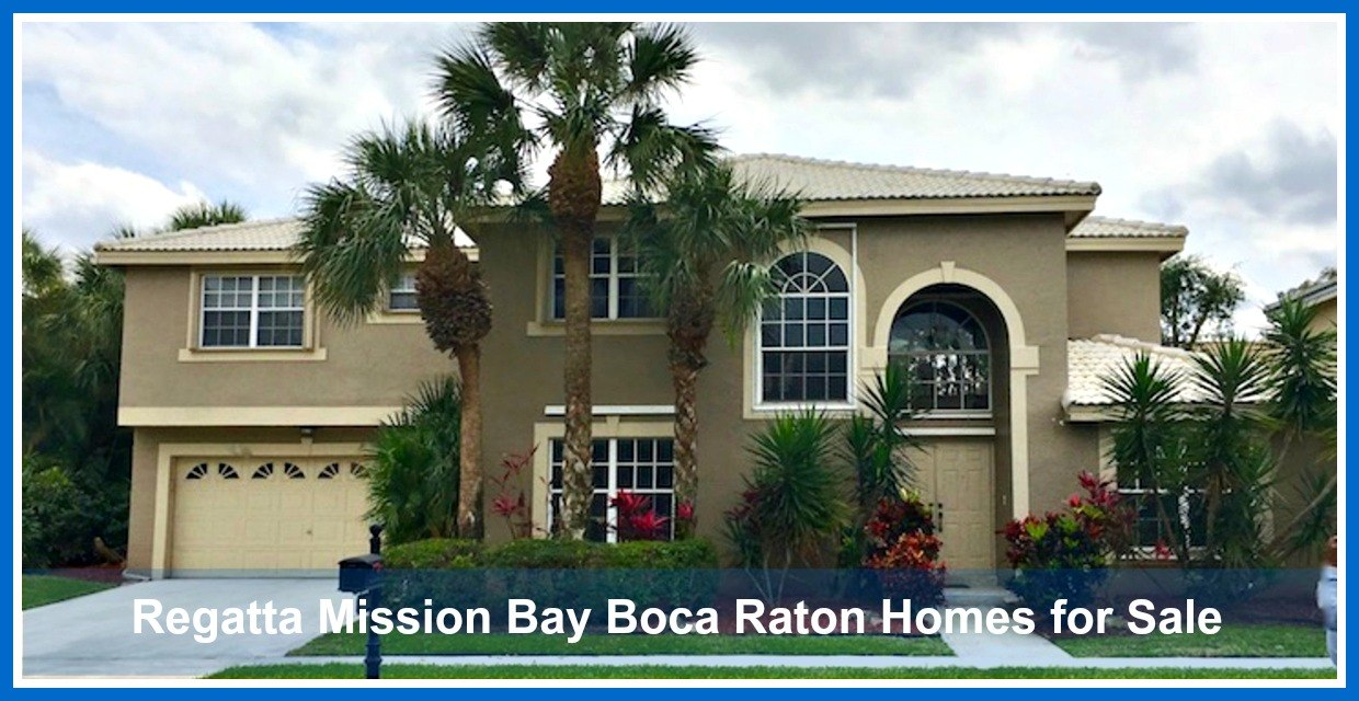 Regatta mission bay boca raton homes for sale boca for Mission homes