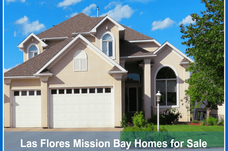 Homes in Las Flores Mission Bay